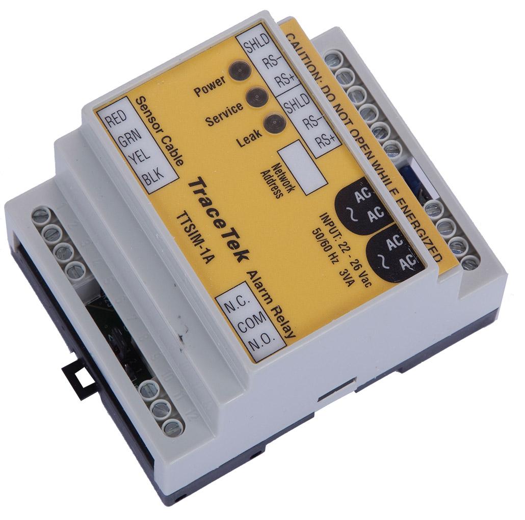 TTSIM-1A_1 TraceTek Leckagewarn und Ortungssystem Auswerteeinheit RayService